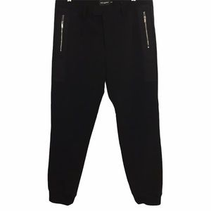 Karl Lagerfeld Paris Jogger Pant Zipper Detail